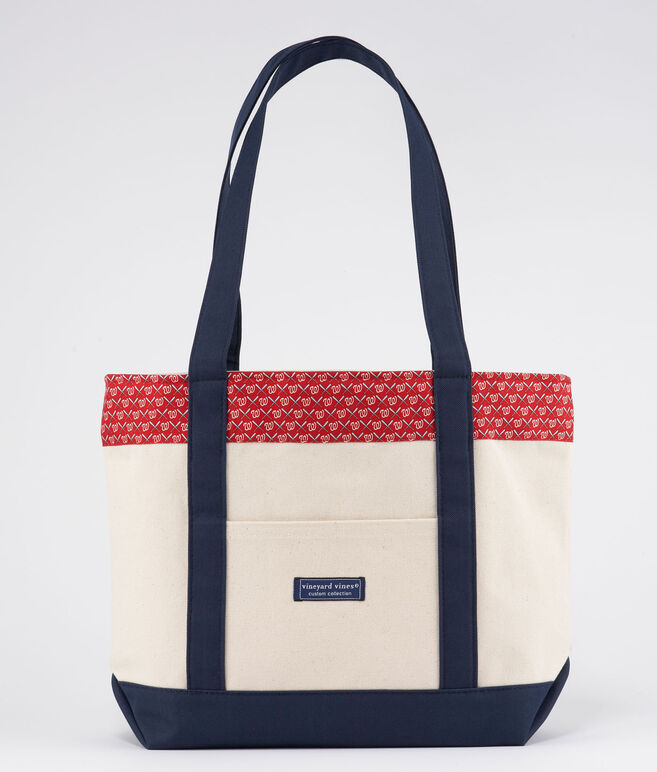 Washington Nationals Classic Tote