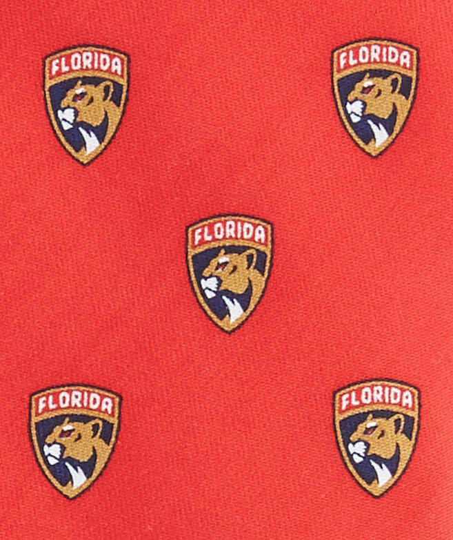 Florida Panthers Logo Boys Tie