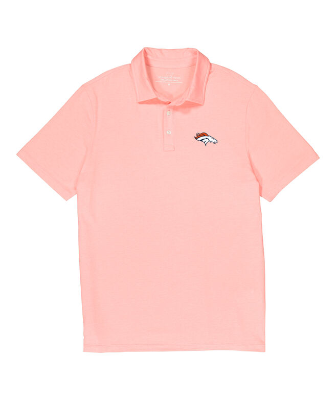 Denver Broncos Edgartown Polo