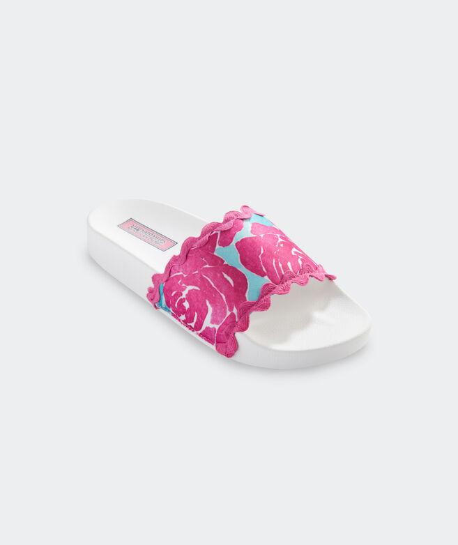 Painted Rose Pool Slides