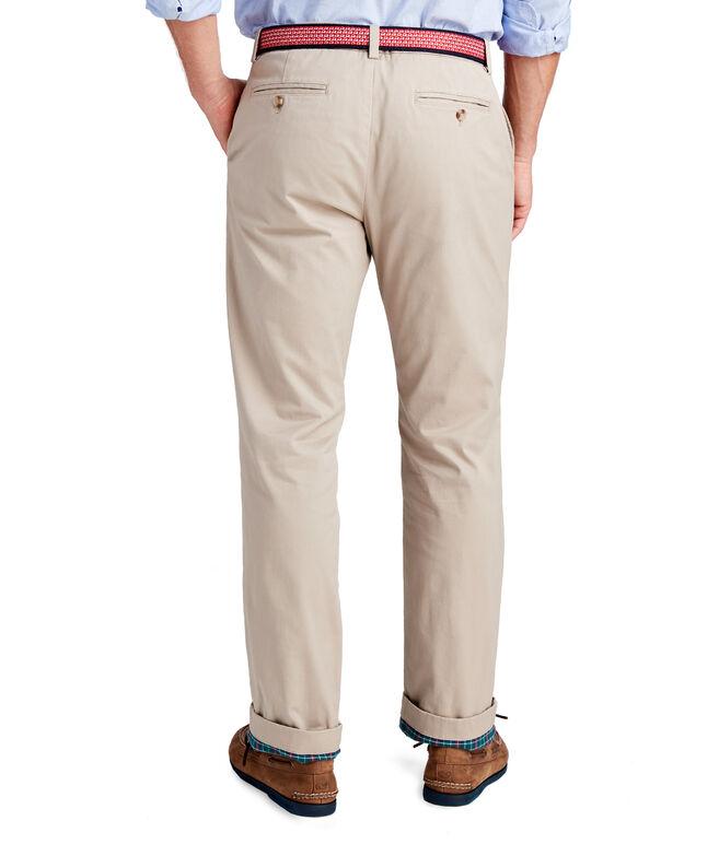 Flannel Lined Breaker Pants