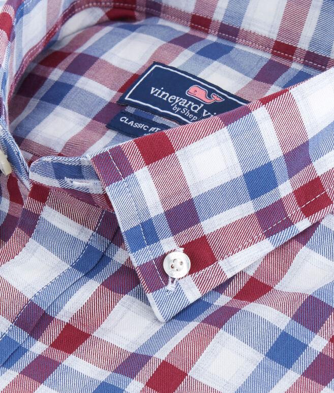 French Quarter Plaid Classic Murray Shirt