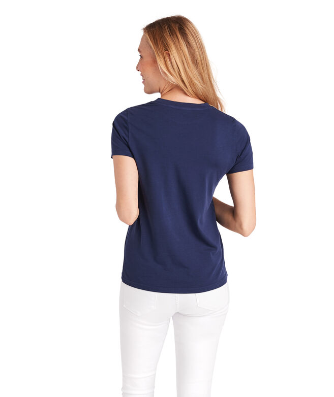 To The Vineyard Short-Sleeve Island Tee