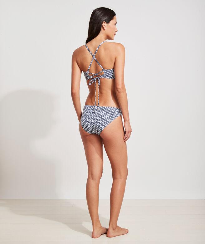 Cape Geo Bikini Top