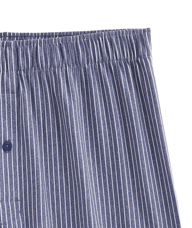 Heathered Wilson Stripe Boxers