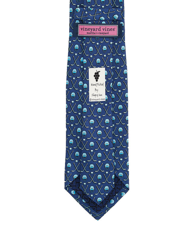 Boys' Hockey Gear Printed Tie