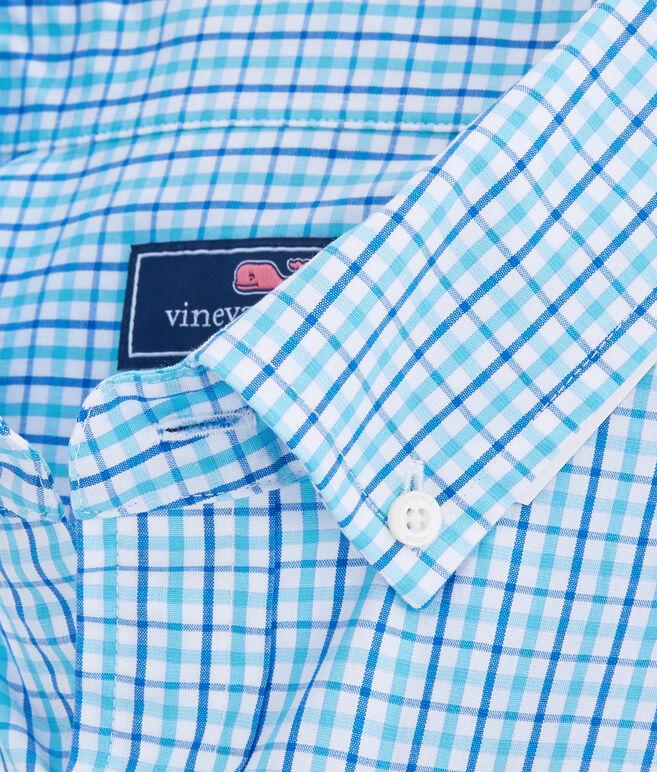 Tobago Tattersall Classic Tucker Shirt