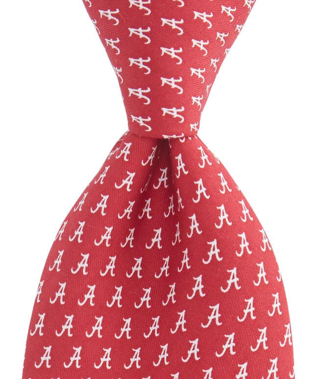 University of Alabama Tie