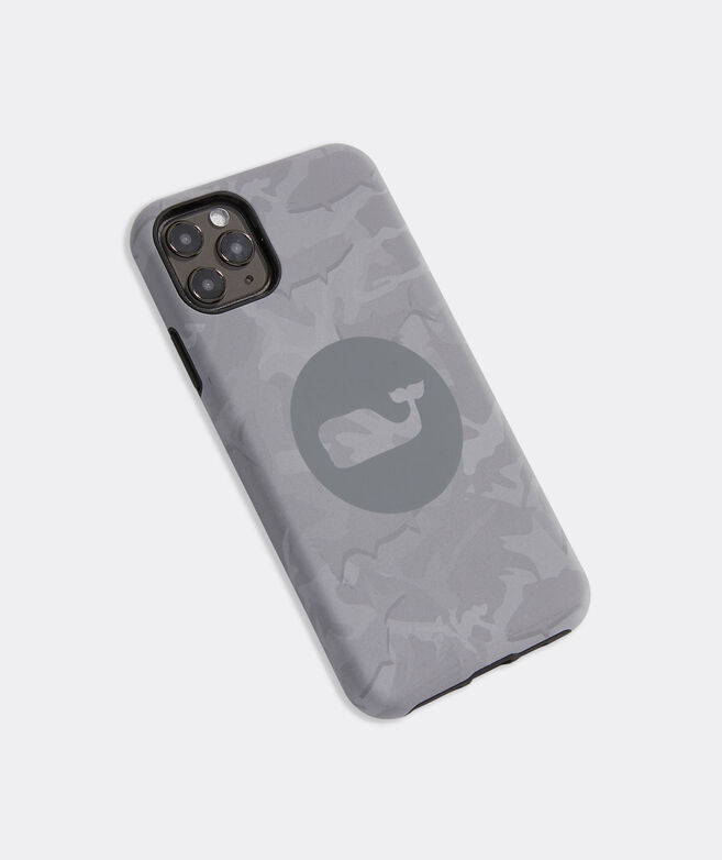 Whale Dot Camo iPhone 11 Pro Max Case