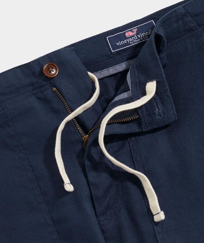 8 Inch Beach Club Linen Shorts