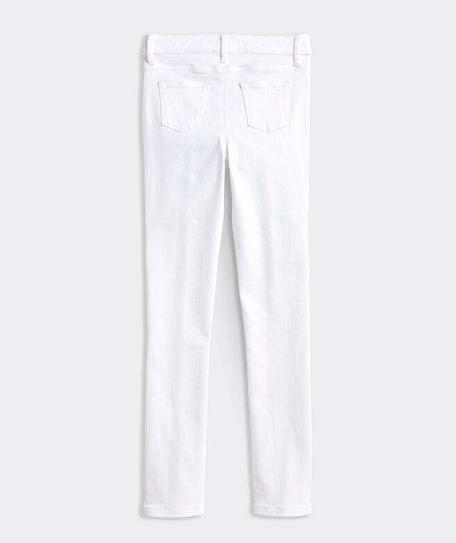 Girls White Jeans