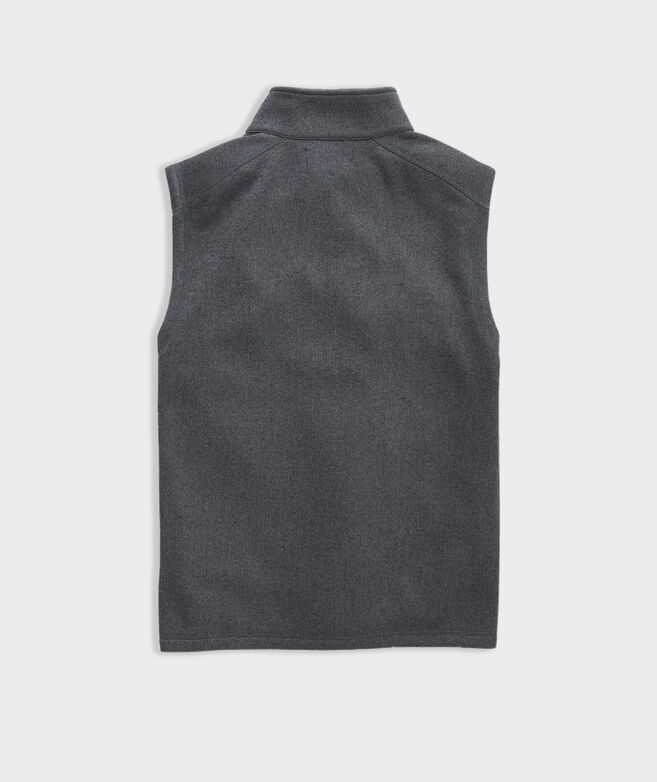 Mountain Sweater Fleece Vest