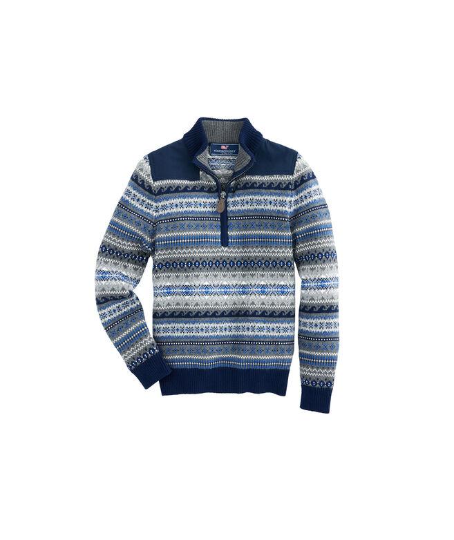 Shep Fair Isle Sweater
