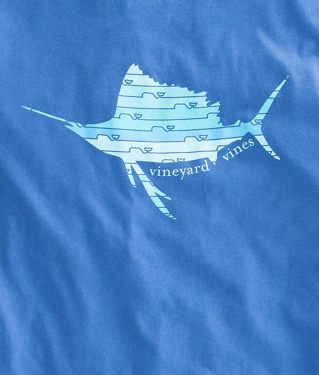 Sailfish Whale Line T-Shirt