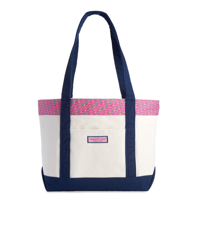 Palm Whale Classic Tote
