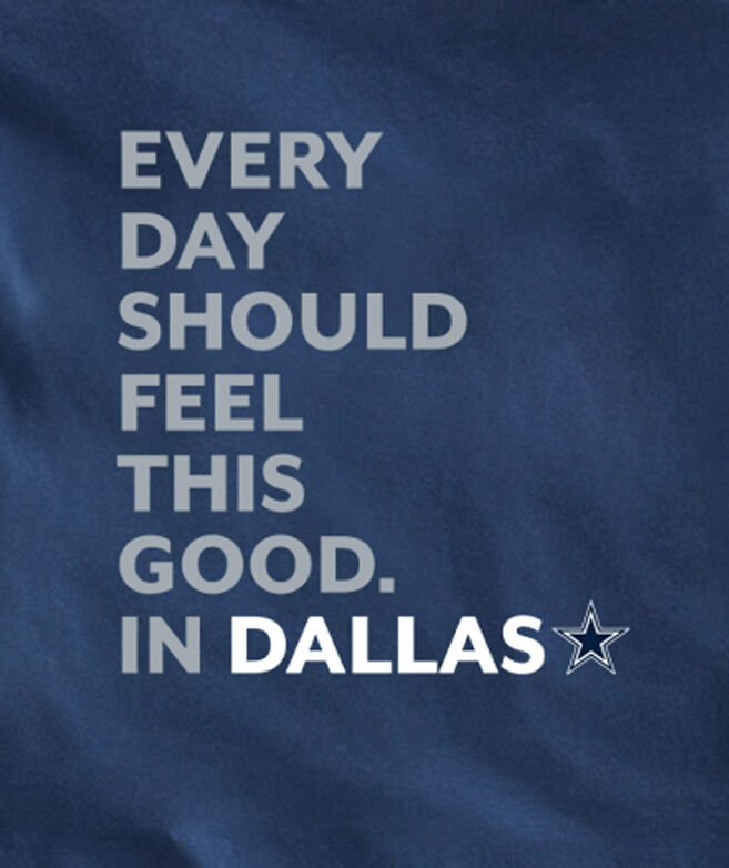 Adult Cowboys Short-Sleeve EDSFTG T-Shirt
