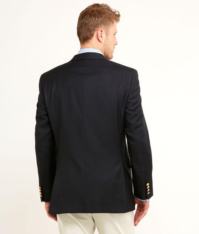 2-Button Blue Blazer