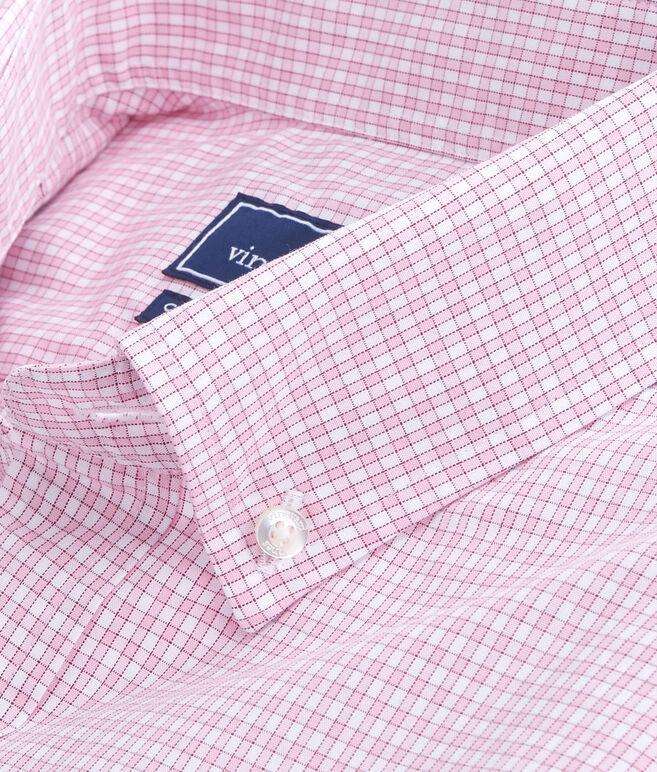 Classic Short Sleeve Tucker Shirt