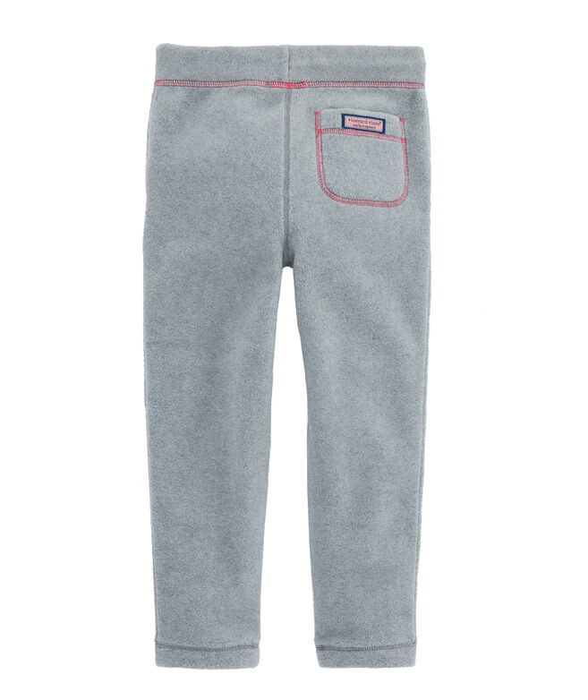 Girls Fleece Run Around Joggers