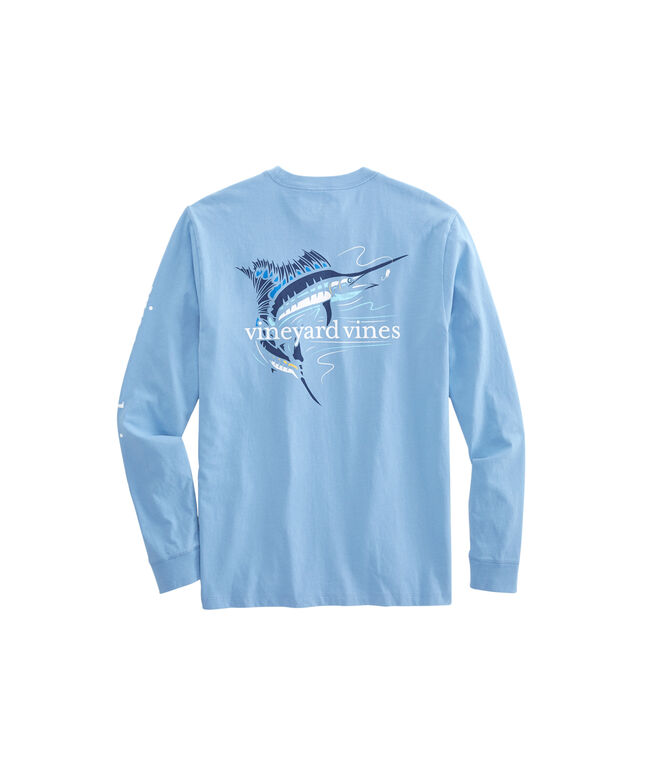 Long-Sleeve Sailfish T-Shirt