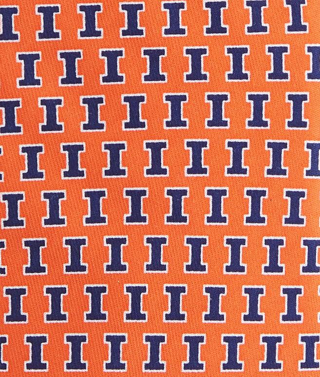 University of Illinois Tie