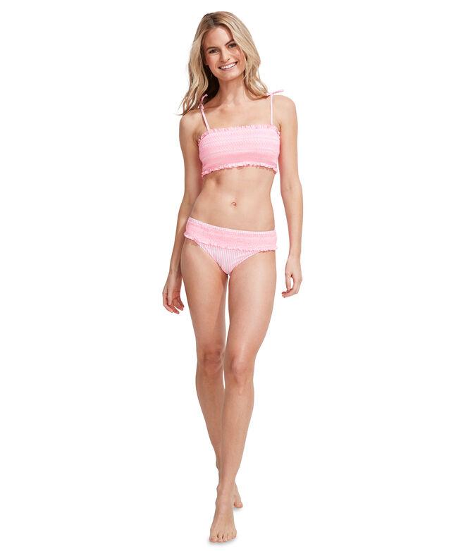 Smocked Bikini Bottom