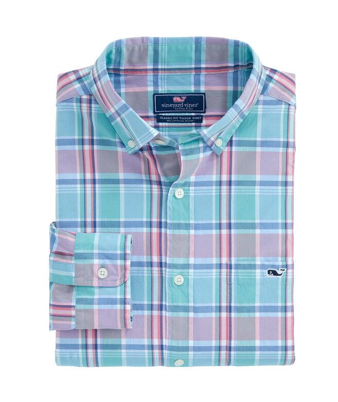 Classic Rowayton Tucker Shirt