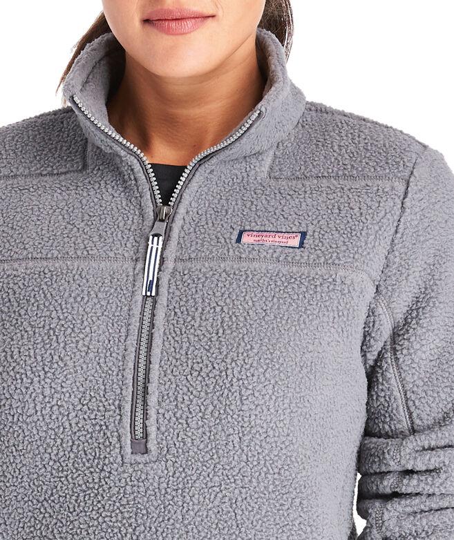 Sherpa Harbor 1/2-Zip Pullover