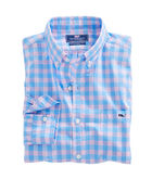 Blyden Check Slim Tucker Shirt