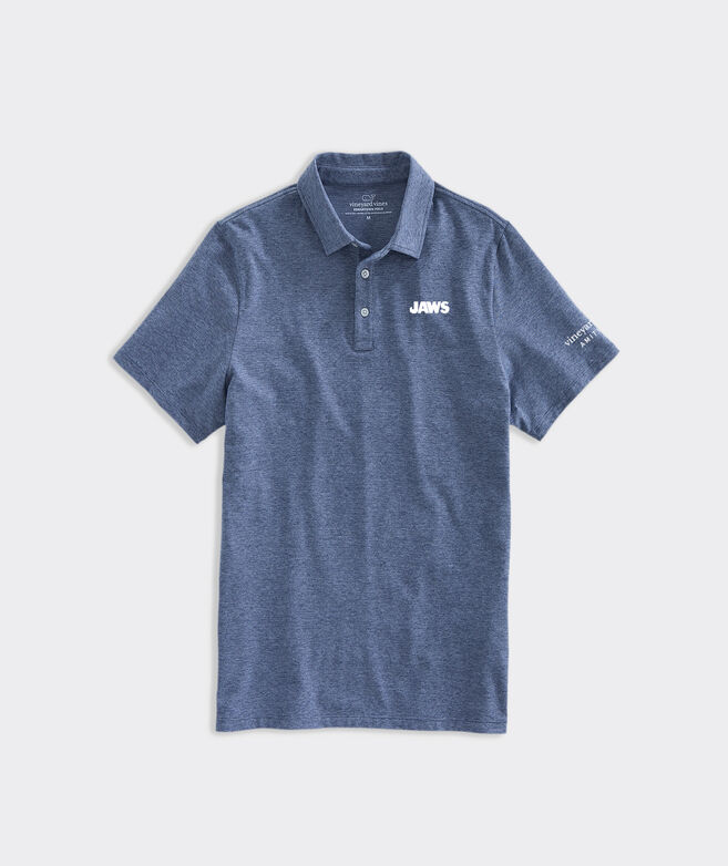 vineyard vines x JAWS Limited Edition Edgartown Polo