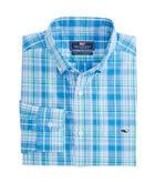 New Providence Plaid Classic Tucker Shirt