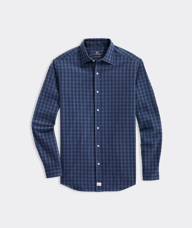 Classic Fit Cotton Cashmere Cooper Shirt