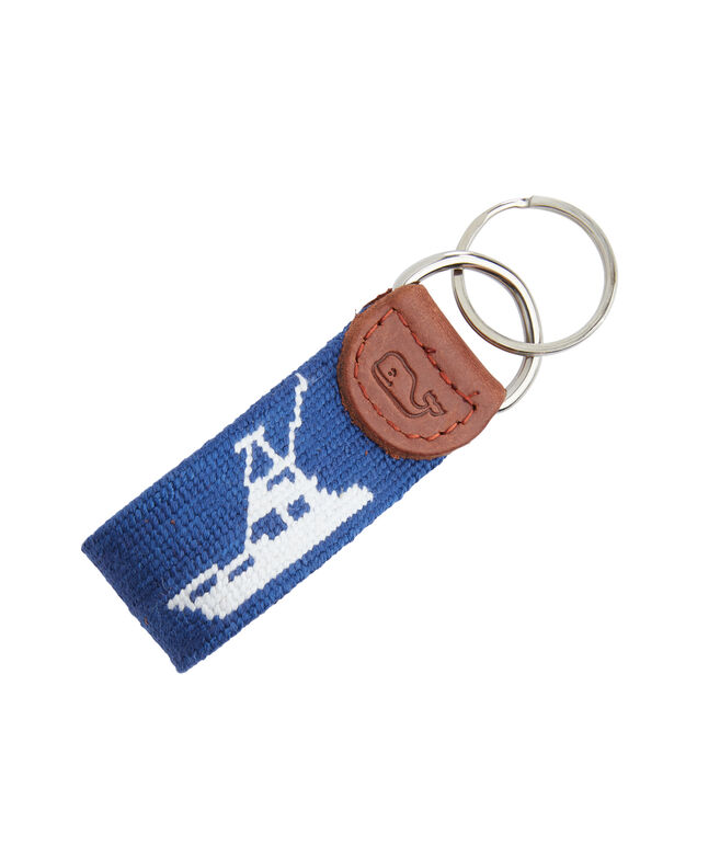 vineyard vines X Smathers & Branson Sport Fisher Key Fob