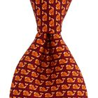Basketball Whale Tie