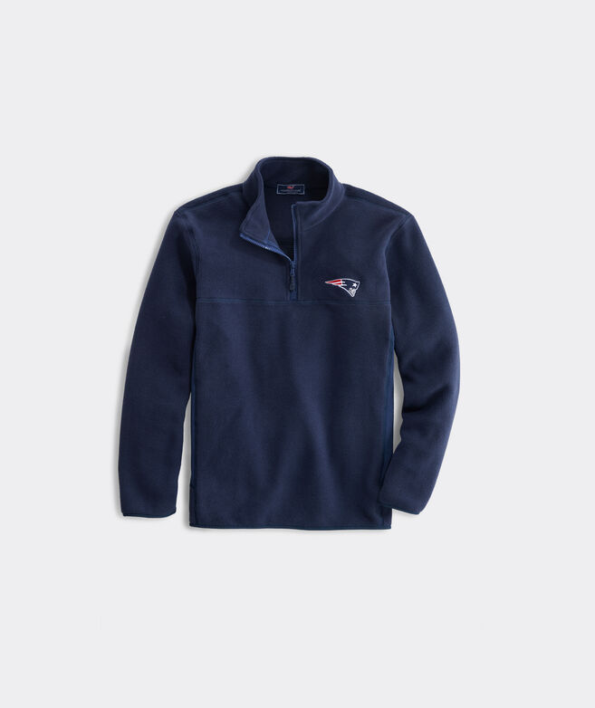 New England Patriots Tech Fleece Harbor Shep Shirt