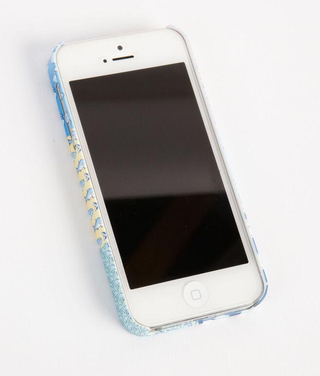 Patchwork iPhone 5 Case