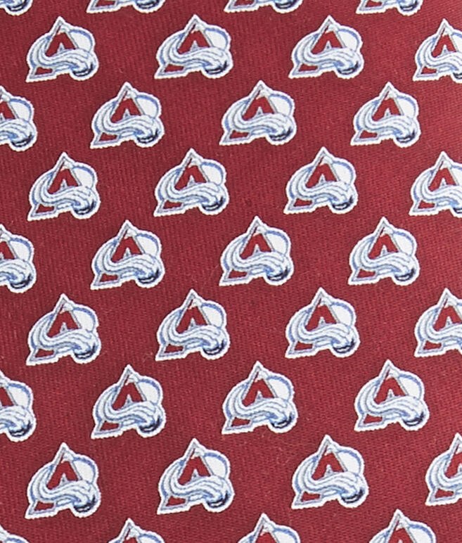 Colorado Avalanche Logo Boys Tie
