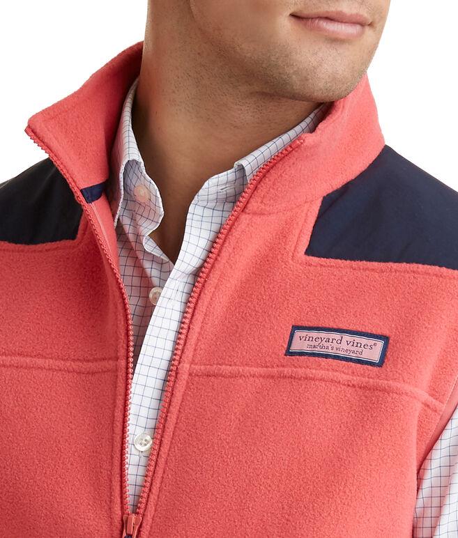 Fleece Shep Vest
