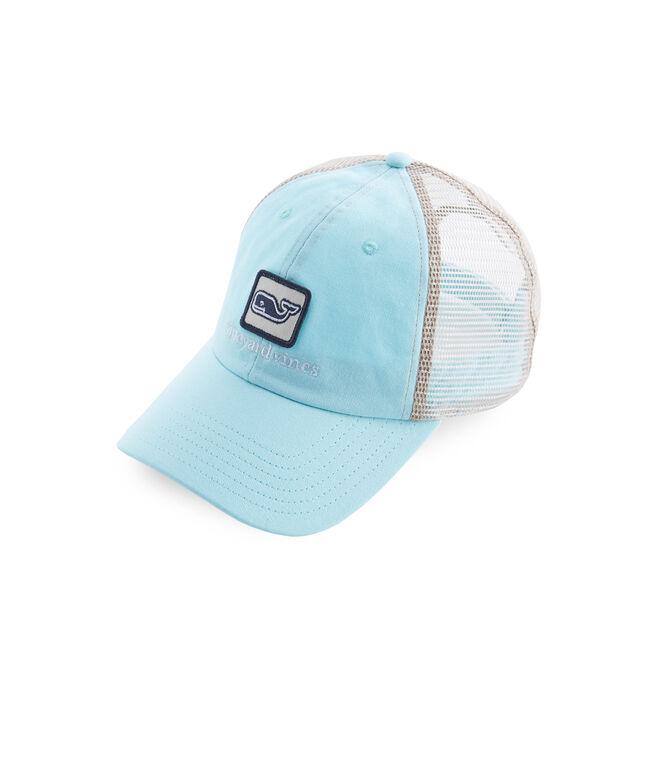 Low Pro Deconstructed Whale Trucker Hat