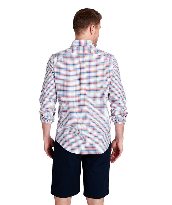 Slim Fit Ackee Tattersall Murray Shirt