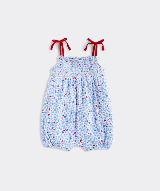 Baby Smocked Bubble