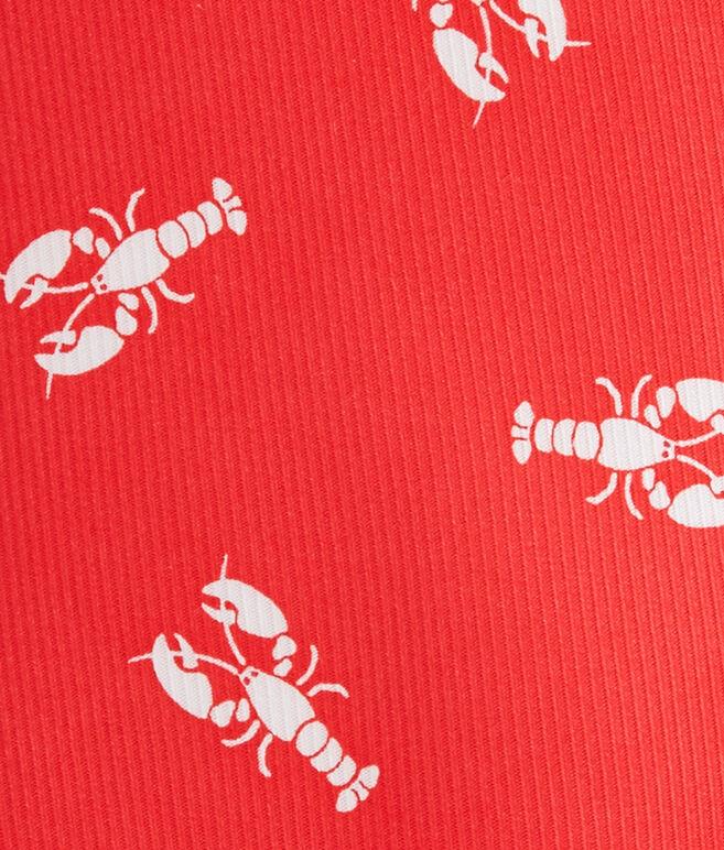 Lobster Toss Tie