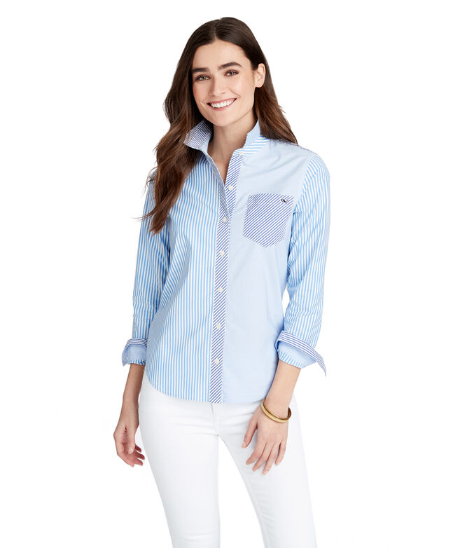 Party Chilmark Relaxed Button Down