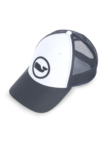 607bf28881473 Whale Dot Performance Trucker Hat