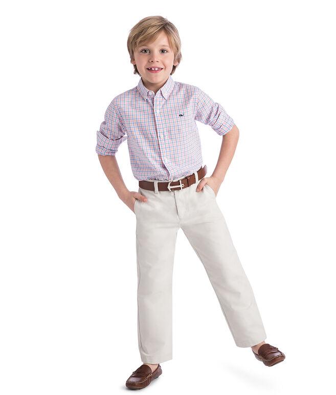 Boys Stretch Breaker Pants