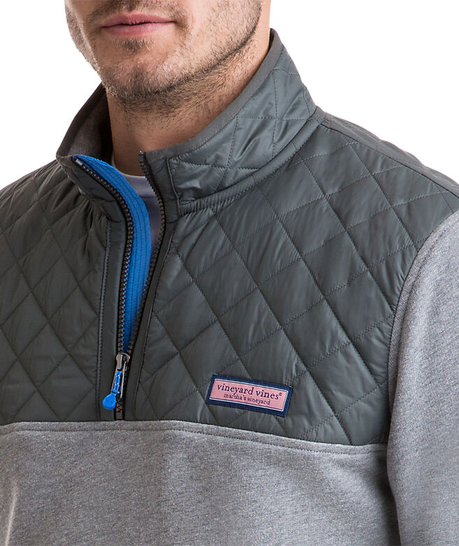 Performance Quilted Shep Shirt