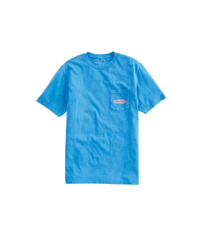 vineyard vines Surf Logo Pocket T-Shirt