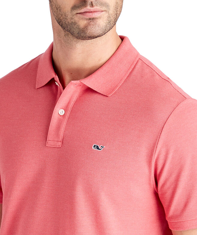 Wicking Pique Polo