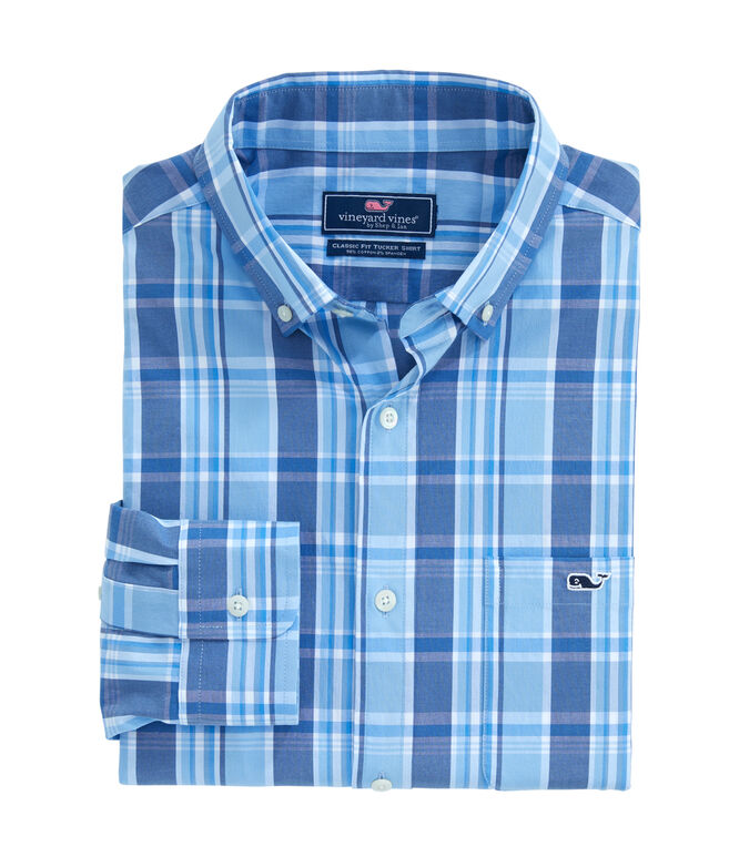 Classic Fit Rowayton Tucker Shirt