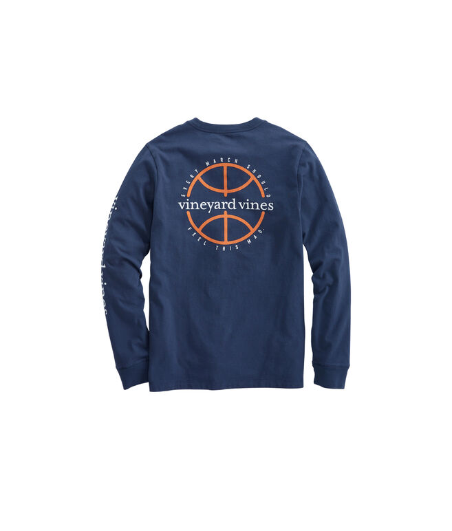 Boys Long-Sleeve Every March Should Feel This Good T-Shirt